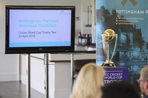 0011_NOTTINGHAM PARTNERS CRICKET WORLD CUP BREAKFAST_ TRENT BRIDGE_20190423_NH1_0011